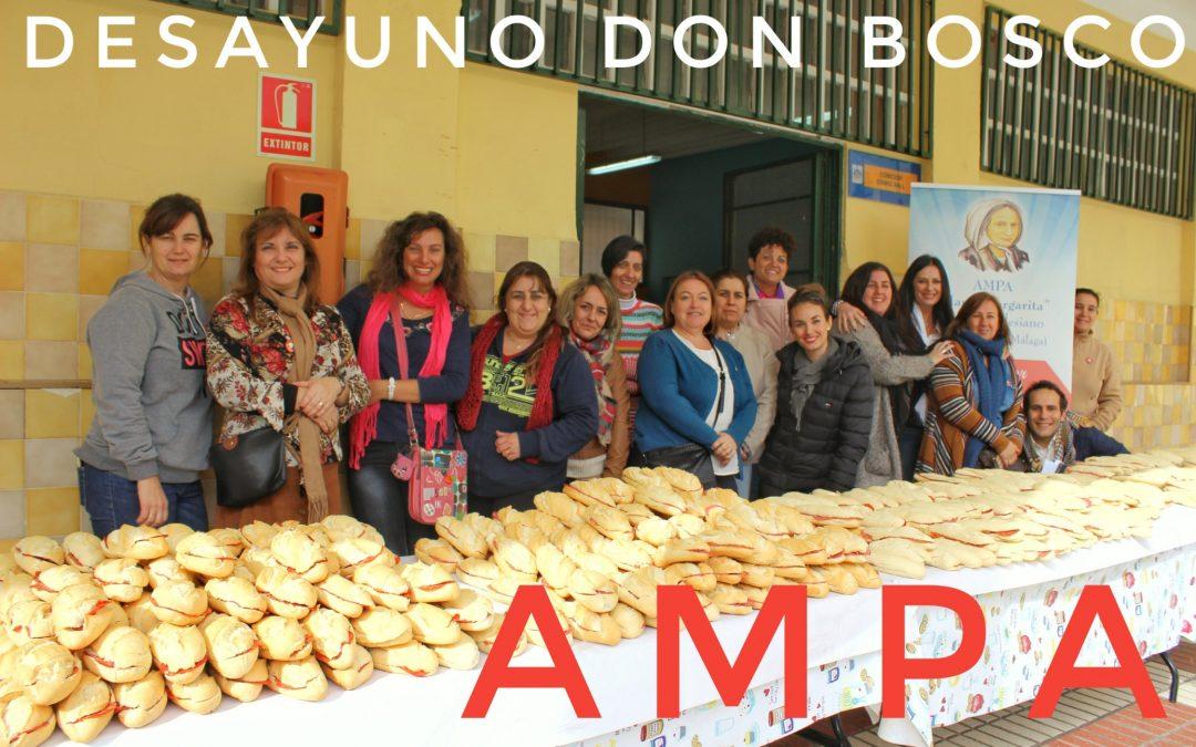 Desayuno Don Bosco 2018