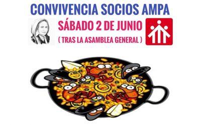 Jornada de convivencia en familia para todos los socios del AMPA