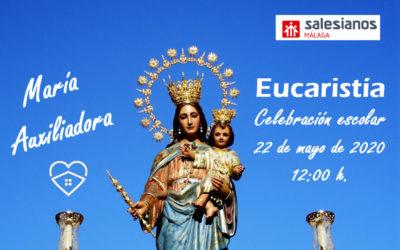 Fiesta escolar de María Auxiliadora 2020