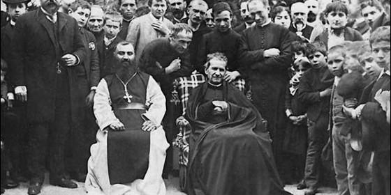 Don Bosco en España