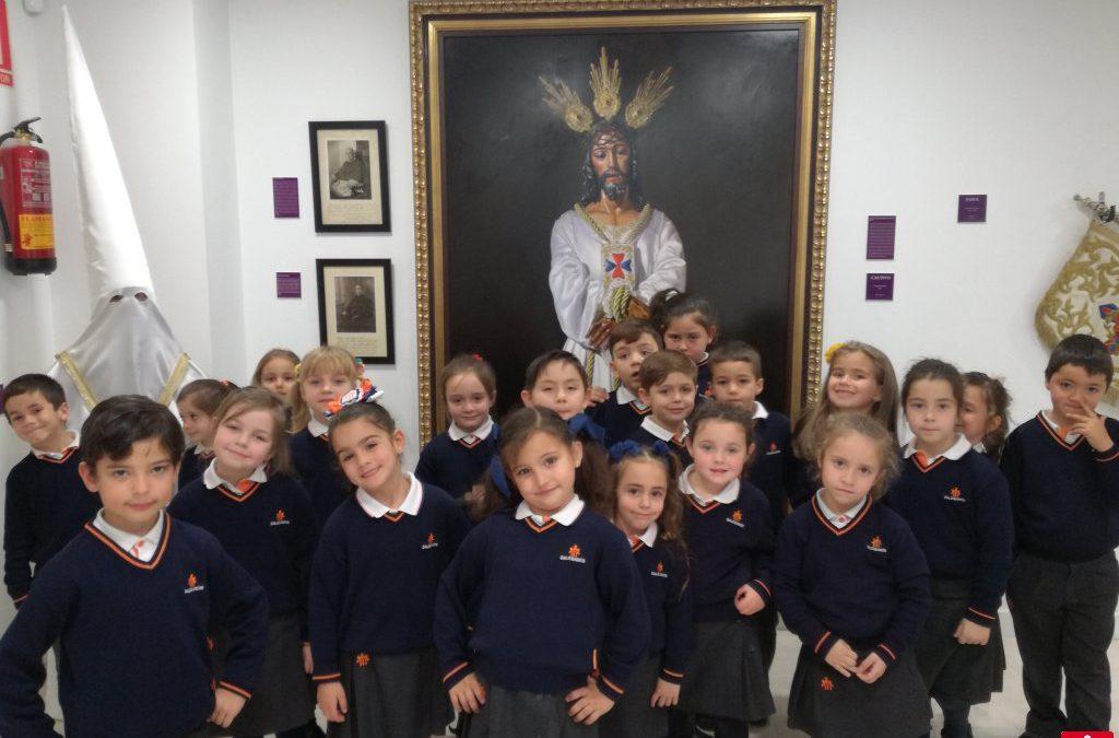 Educación Infantil visita la Hermandad del Cautivo