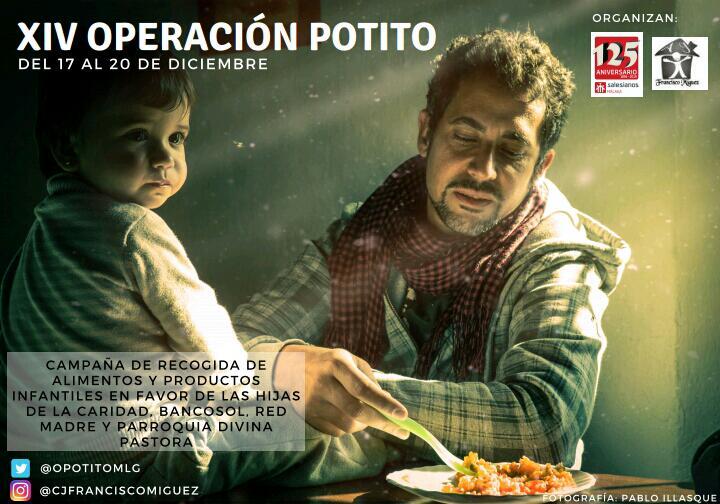 XIV Operación Potito