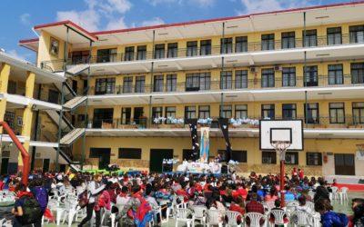 Así fue el encuentro del MJS en Salesianos Málaga por el 125 aniversario