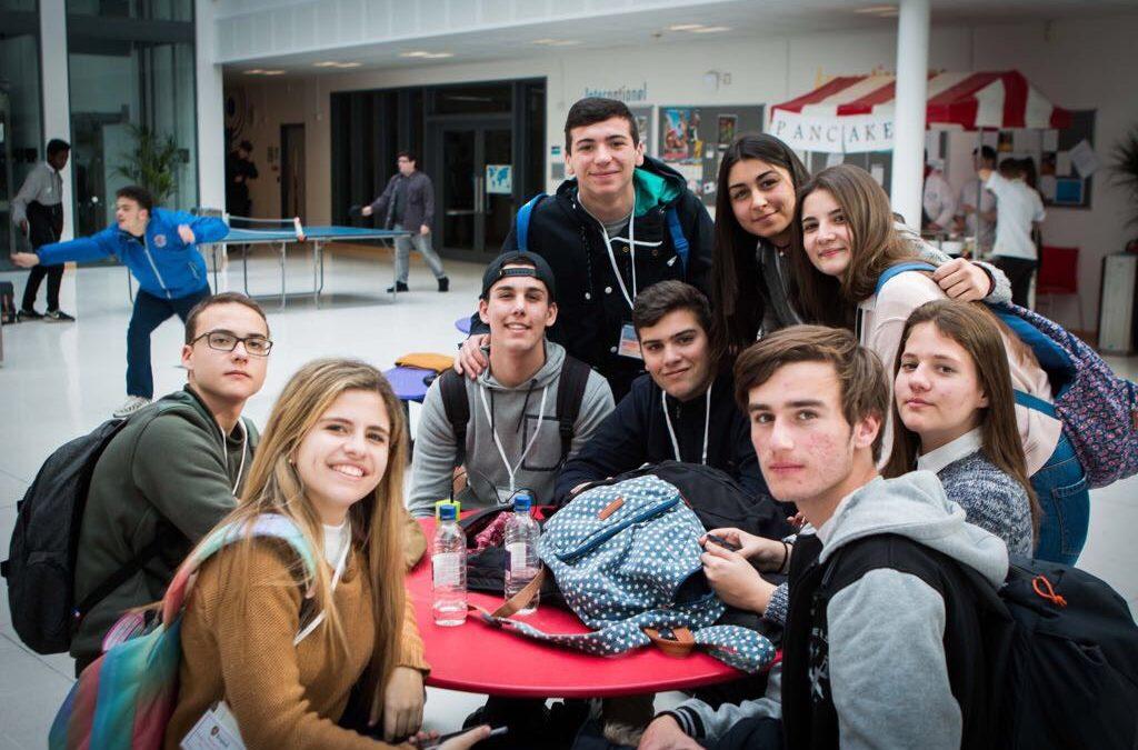 Segundo día de nuestros alumnos en Hastings (Reino Unido)