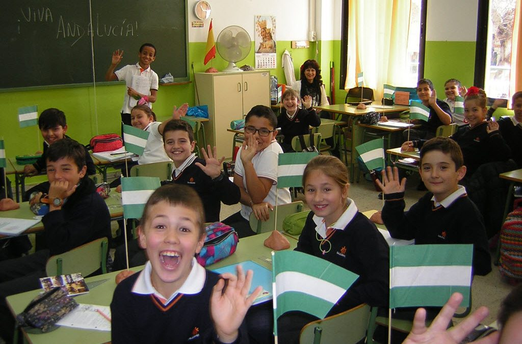 Día de Andalucía en Primaria