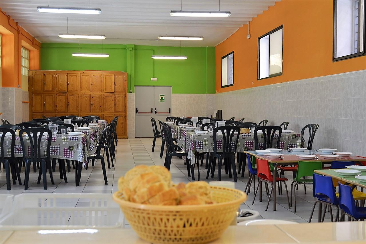 Comedor Escolar   Colegio San Bartolomé   Salesianos Málaga