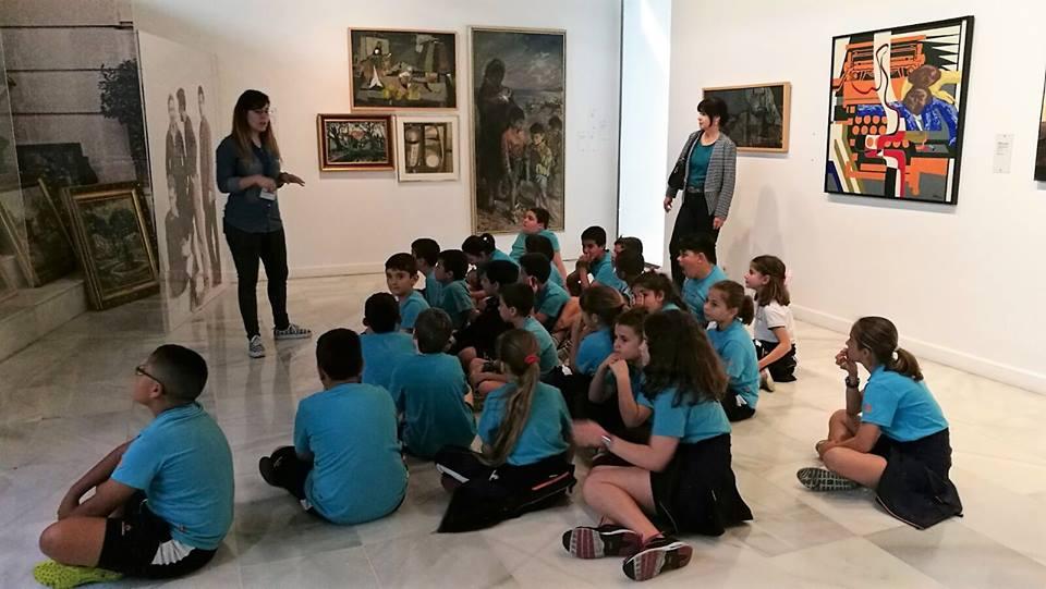 Educación Primaria visita el Museo del Patrimonio Municipal