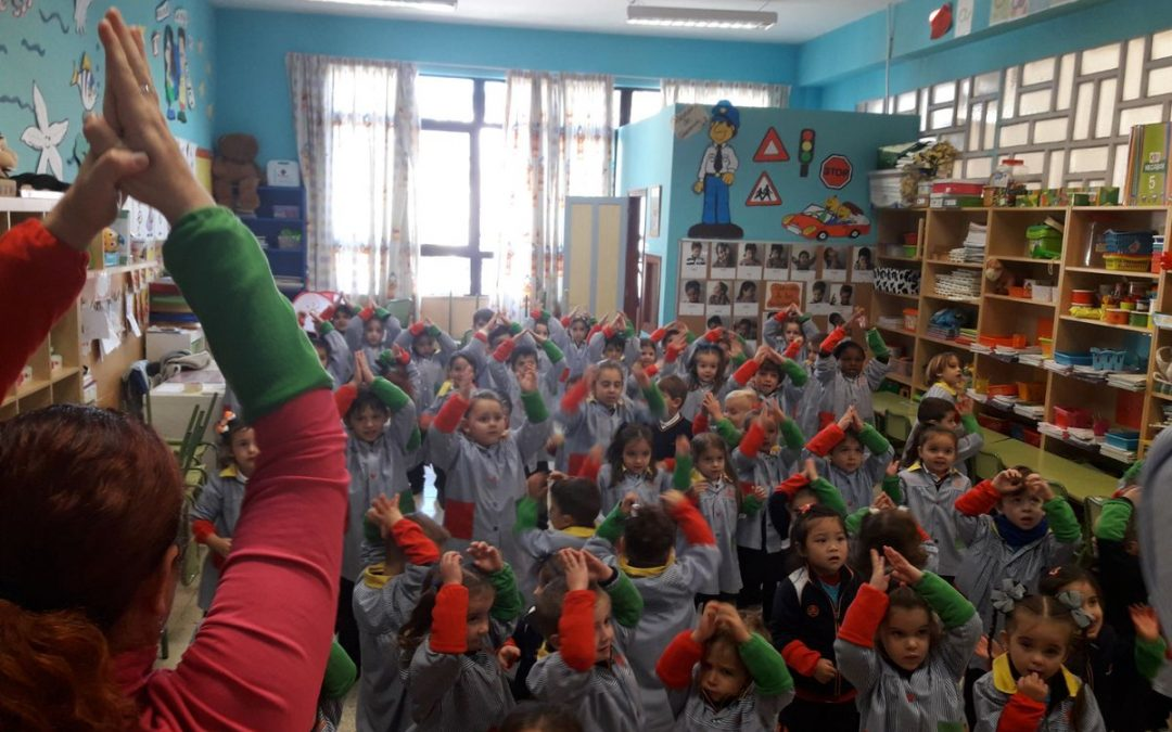 """Zumba"" en Educación Infantil"