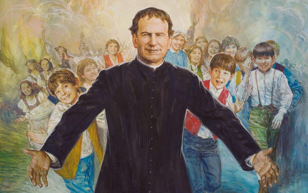 Mes de enero, mes de Don Bosco