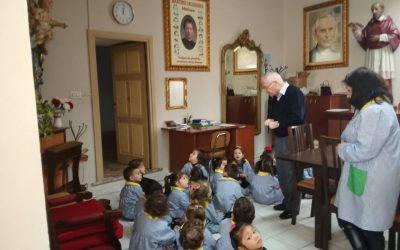 Educación Infantil. Visitamos nuestro colegio.