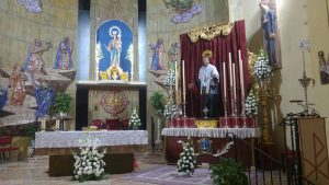 Festividad Inmaculada Concepción
