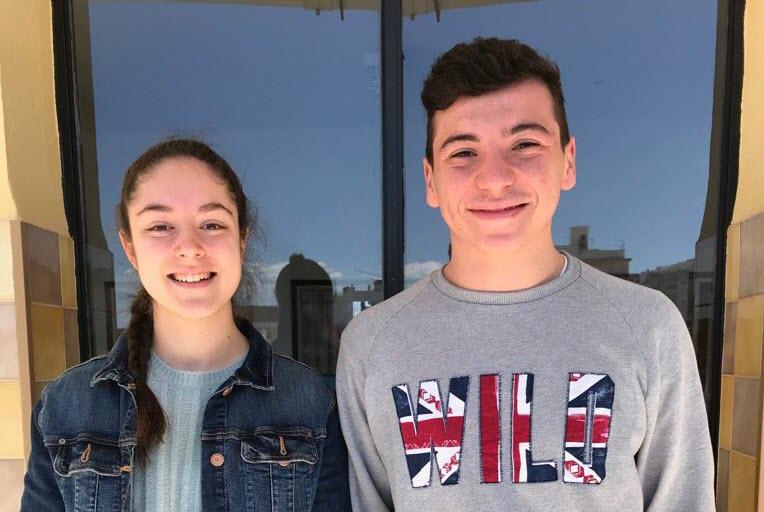 Participamos en las Olimpiadas de Química en la Fase Local de Málaga
