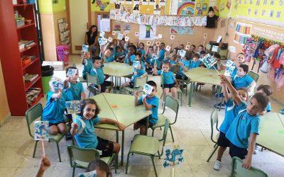 Reunión de padres de primero de Educación Infantil
