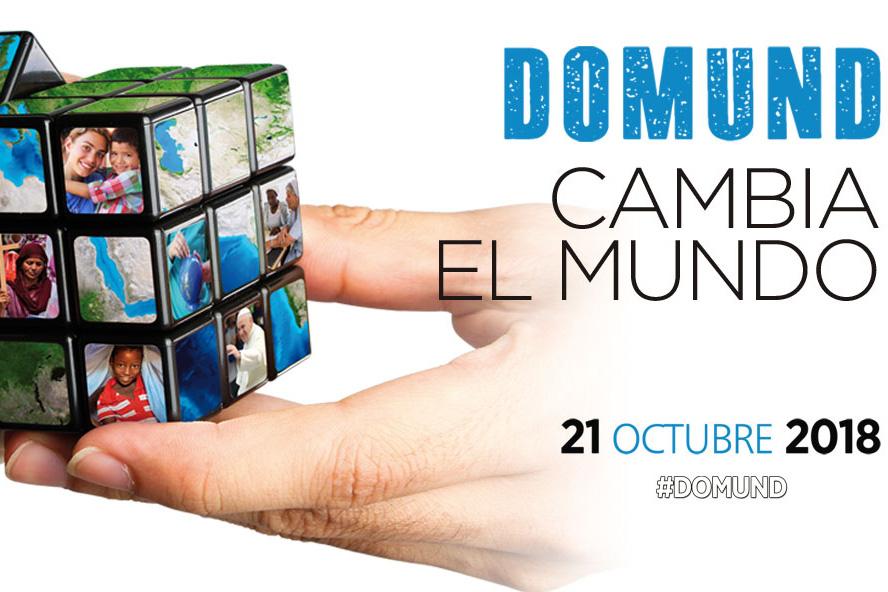 Cartel DOMUND 2018