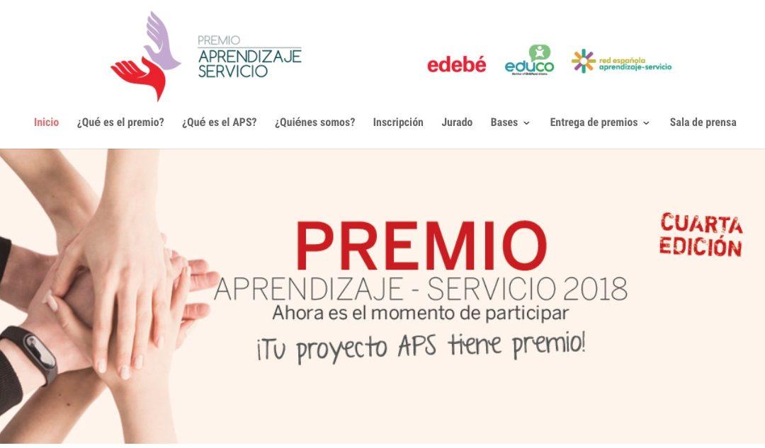 FPB se presenta al Premio Nacional Aprendizaje-Servicio