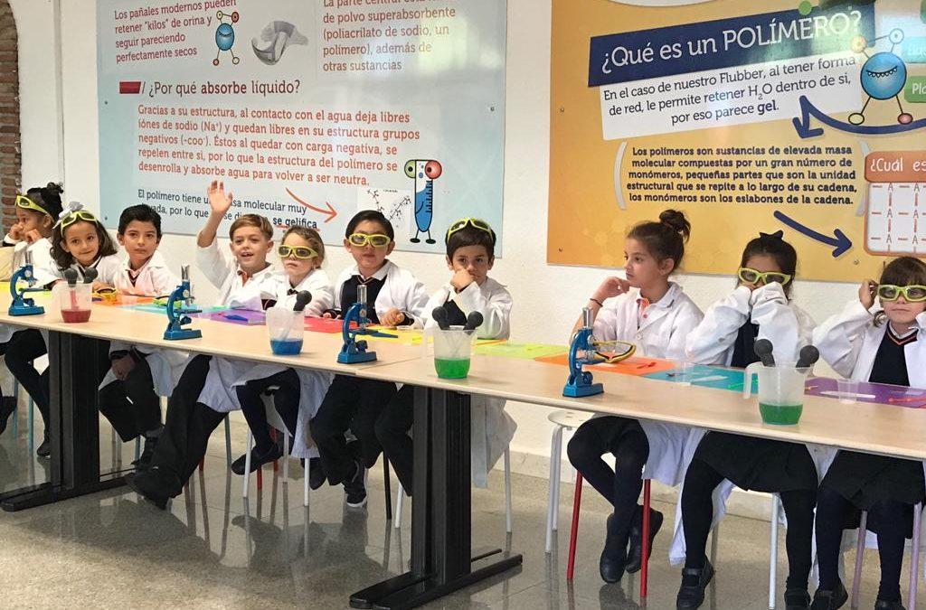 """Los alumnos de primer ciclo de Primaria visitan """"Planeta Explora"""""""