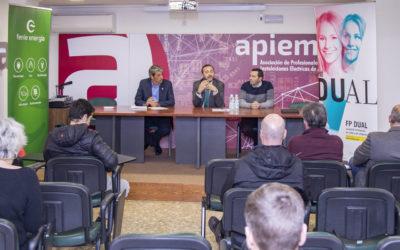 Salesianos Málaga colabora con APIEMA para la FP dual