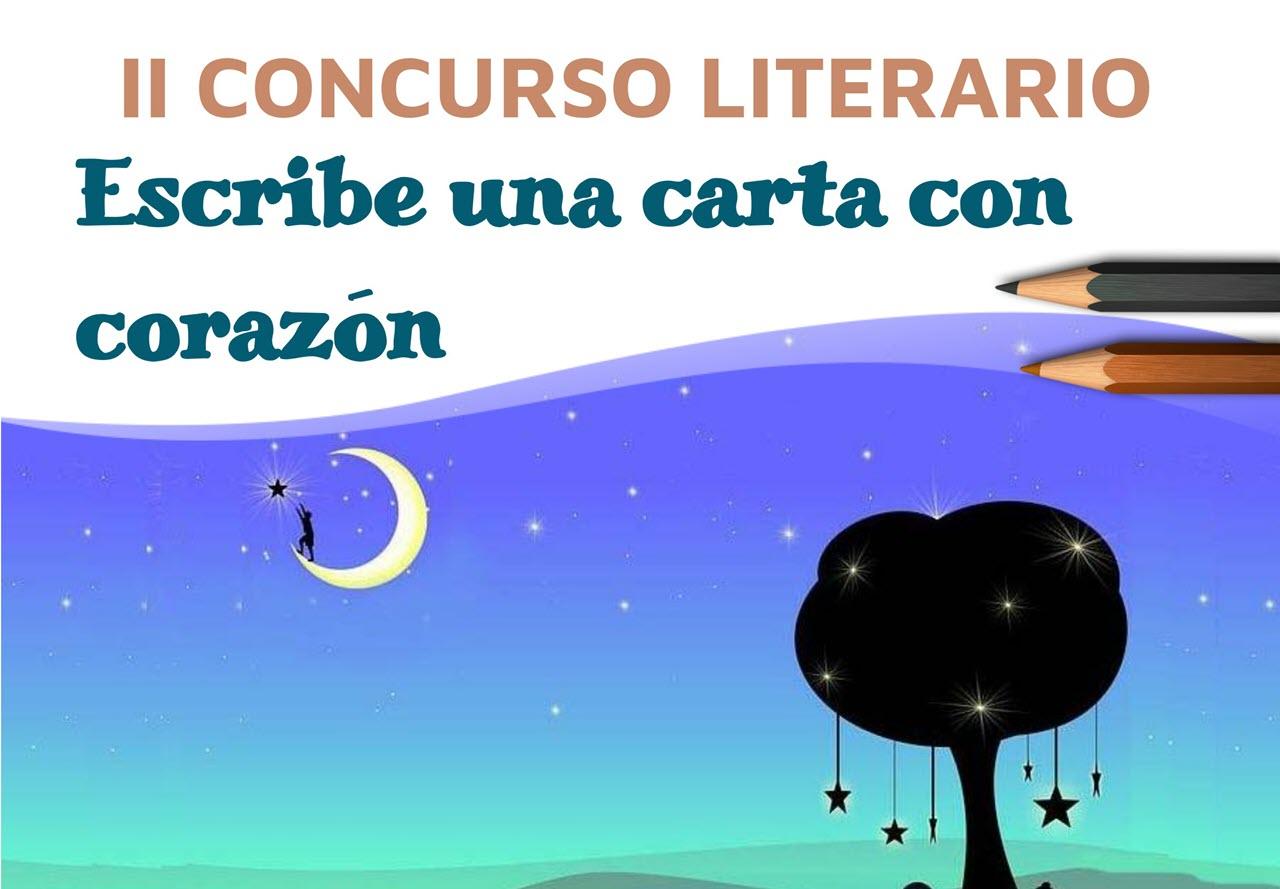 """II Concurso literario """"Escribe una carta con Corazón"""""""