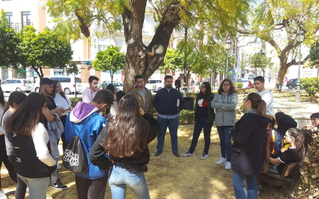 """Bachillerato reflexiona sobre la campaña inspectorial """"Primero, los últimos"""""""