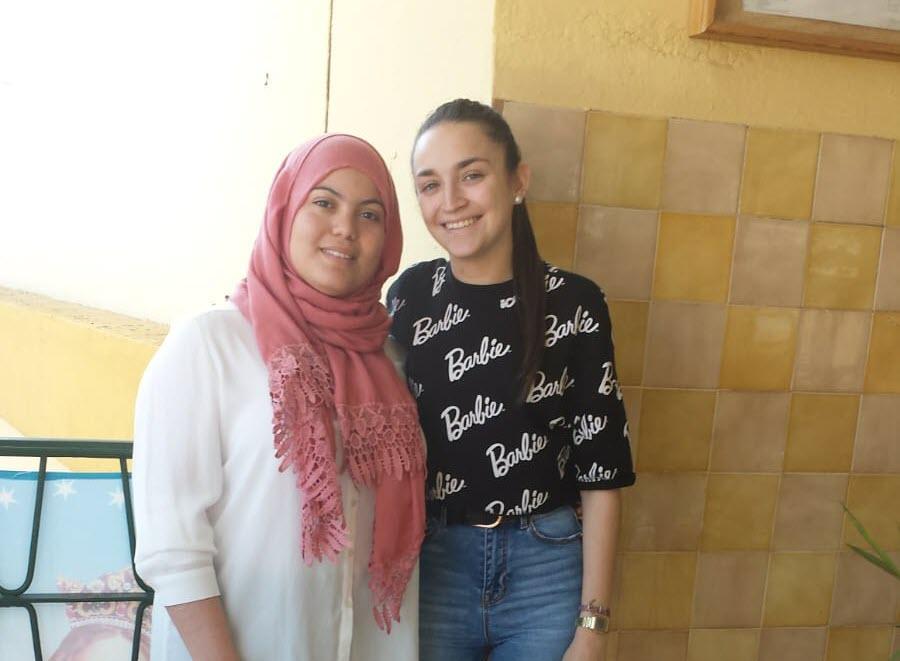 Dos de nuestras alumnas de Bachillerato participaron en la XII Olimpiada local de Economía