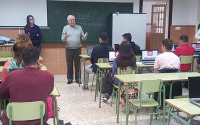 Nuevos ordenadores portátiles para los alumnos de Bachillerato