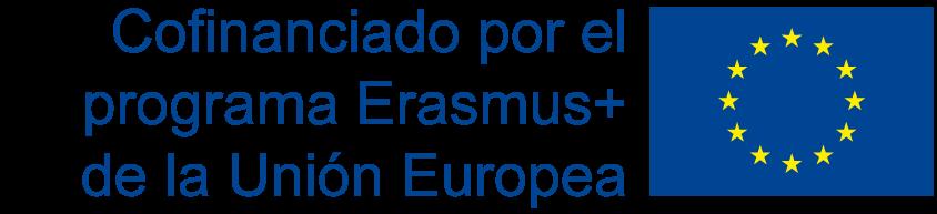 Programa Erasmus+ cofinanciado por la Unión Europea