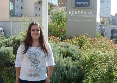 lidia 1ª alumna en Francia_peq