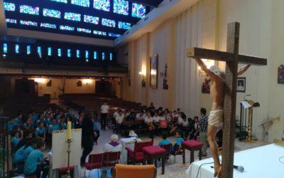 Comenzamos noviembre recordando a nuestros santos y difuntos