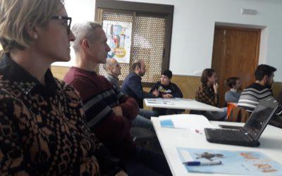 Primer MineCraftEduDay en Andalucía