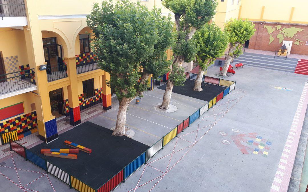 Horarios de inicio de curso en Infantil y Primaria