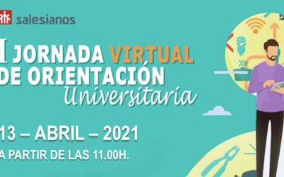 Salesianos celebra la primera jornada virtual de orientación universitaria