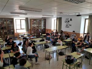 Bachillerato debate semana cultura 2