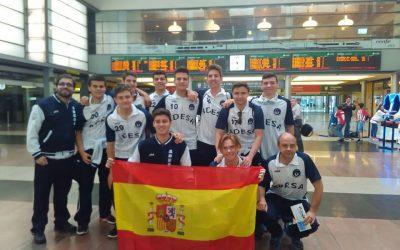 Nuestro equipo Junior de ADESA participó en el PGSI Sevilla 2017