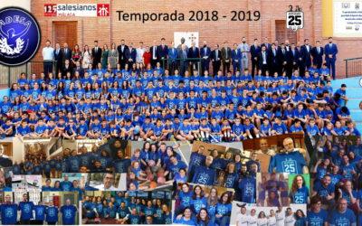 Más de 800 personas en el torneo conmemorativo del 125 aniversario de la presencia salesiana en Málaga