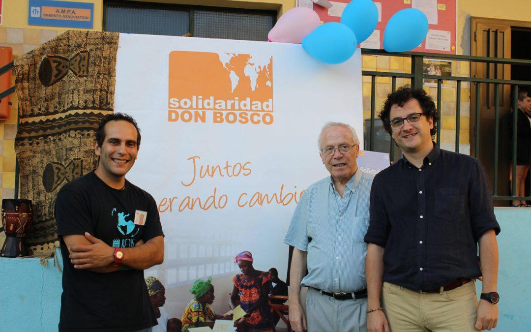 Celebrado el III Desfile Solidario en la Casa Salesiana de Málaga
