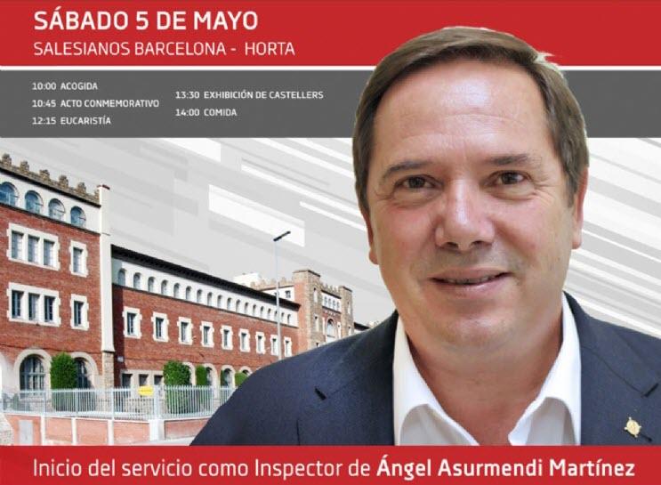 Barcelona Horta acogerá la Fiesta de la Comunidad Inspectorial 2018