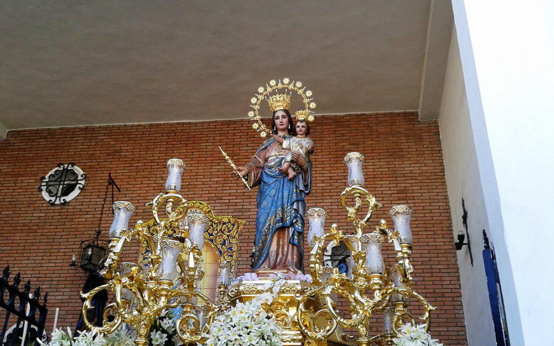 Tallaje Procesión de María Auxiliadora Coronada 2018