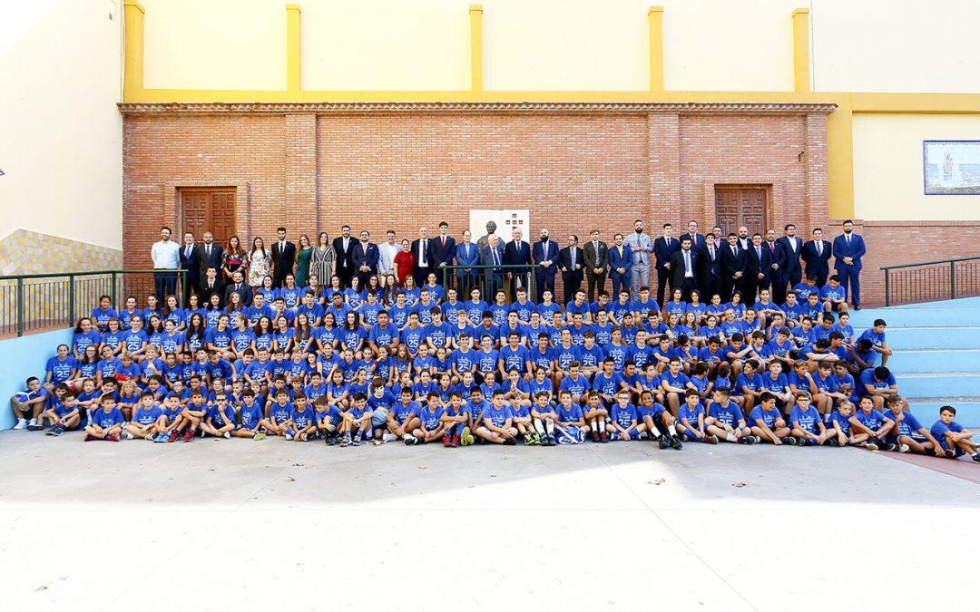 Gala de clausura del 25 Aniversario fundacional  y Presentación del CD ADESA MÁLAGA