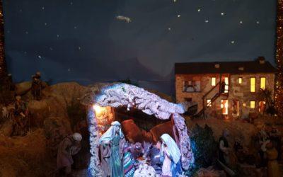 Felicitación de Navidad de los AAAA de D. Bosco de Málaga a toda la Familia Salesiana
