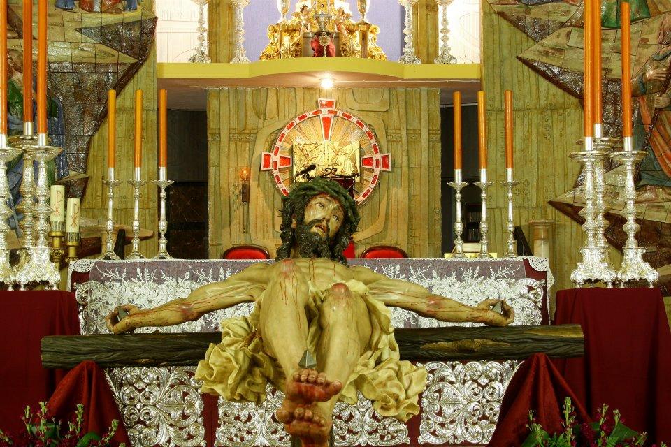 Besapiés del Cristo de las Penas