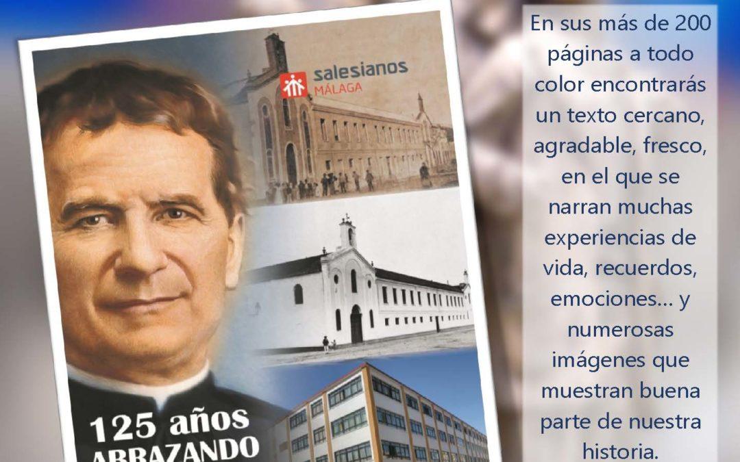 Ya disponible el libro del 125 aniversario de Salesianos Málaga