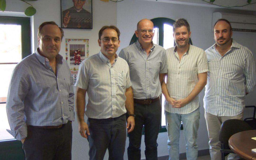 Fundación Proyecto D. Bosco se une a Cáritas Diocesana de Málaga