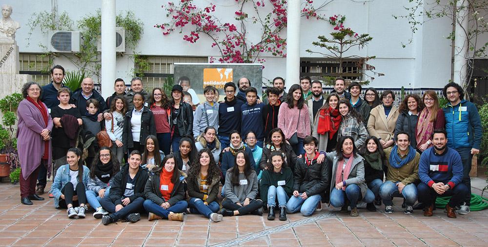 La Sede de Málaga participa en el IX Encuentro de Voluntariado de la ONGd Salesiana Solidaridad Don Bosco