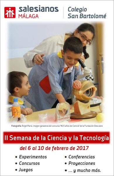 II Semana de la Ciencia >