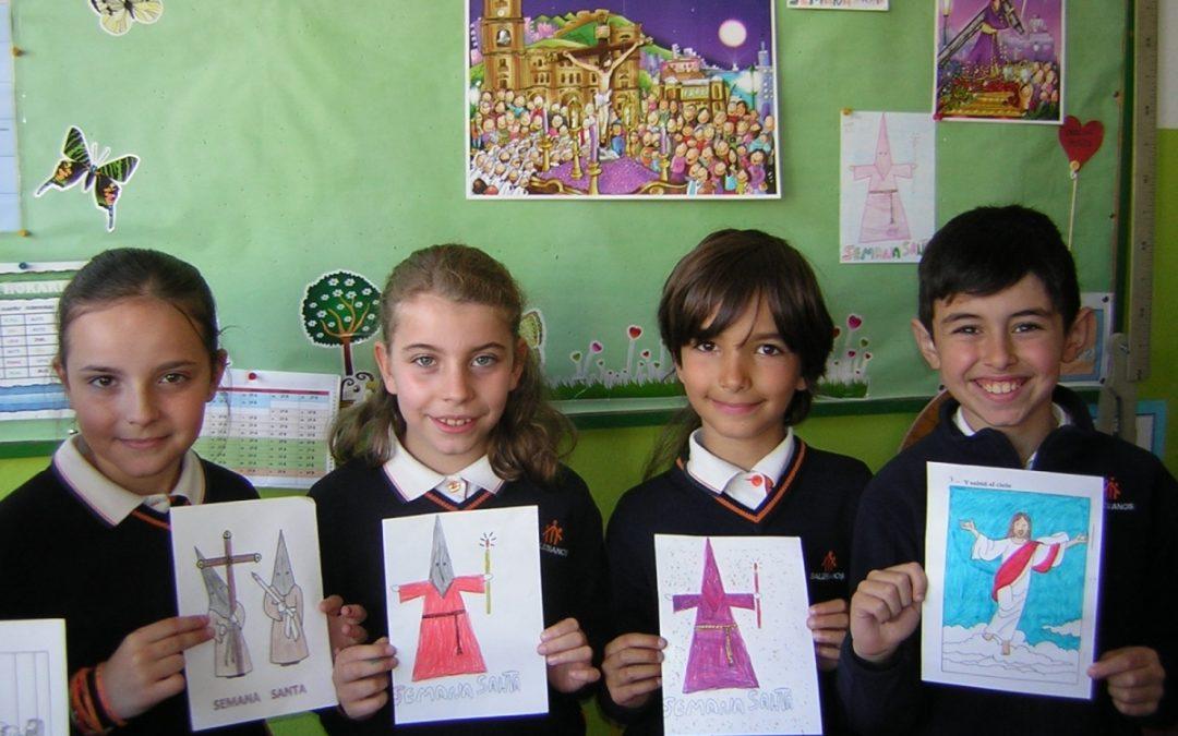 Actividades Semana Santa en el 2º Ciclo de E.P.