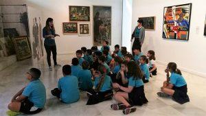Actividad complementaria 2º ciclo: Salida al Museo de la Música.