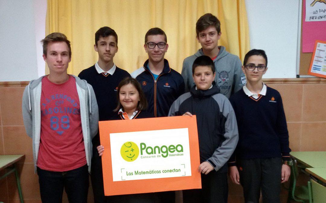 Nueve alumnos participarán en la Ronda Final de Pangea