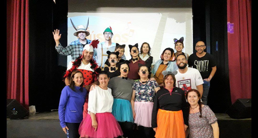 'The Bremen Town Musicians' nuestro teatro de familias