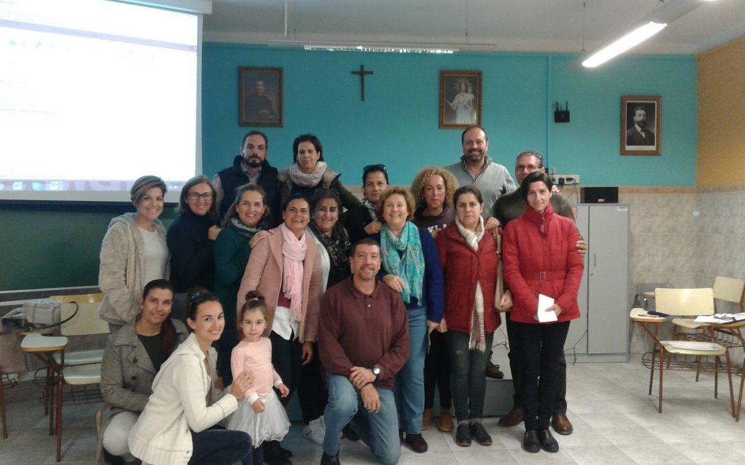 Celebrada la primera reunión del Taller de Padres organizada por el AMPA