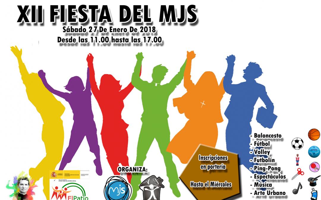 XII Fiesta del Movimiento Juvenil Salesiano MJS